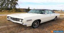 1967 Mercury Monterey 62k Original Miles 390 V8 Must See 100+ HD Pics