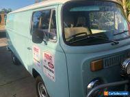 Vw kombi van - 3 Seat panelvan