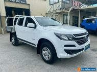 2016 Holden Colorado RG LT White Automatic A Utility