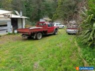 HOLDEN 1997 RODEO 4WD TURBO DIESEL MANUAL TRAY