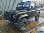 LAND ROVER DEFENDER 90 TDI HT HPI CLEAR 1991 CLASSIC, SPARES OR REPAIRS
