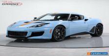 2020 Lotus Evora 2dr Coupe GT