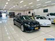 2015 Mercedes-Benz C250 205 Blue Automatic 7sp A Sedan