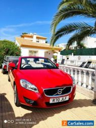Volvo c70 convertible diesel automatic. Sought after Solstice model.