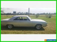 1971 Chrysler VG Valiant Regal Hardtop