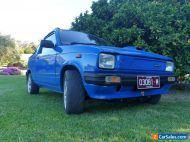 Suzuki Mighty Boy, rust free, F6a turbo, goes like a rocket