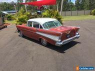 1957 chevrolet belair Chev Sedan 1955 1956 Sedan 4 Door Kingswood Drag Torana Hq