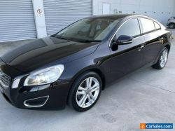 VOLVO S60 2012 T5 118000KMS NAVIGATION LEATHER, FULL SERVICE HISTORY LOG BOOKS