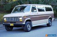 1988 Ford E-Series Van XLT 250