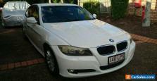 2009 BMW 320I Executive E90 MY10, 6 speed Automatic Steptronic 4 door sedan