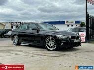 2013 BMW 3 Series F30 328i Sedan 4dr Spts Auto 8sp 2.0T [MY13.5] Black A Sedan