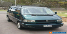 VW CARAVELLE MULTIVAN 1998 - RWC - NO RESERVE MUST SELL