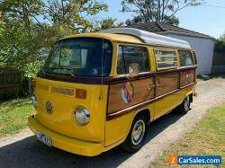 1973 VW Volkswagen Kombi T2 Pop Top Camper
