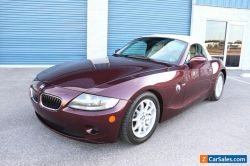 2005 BMW Z4 Roadster 19k Miles NO RESERVE | 100+ HD Pictures