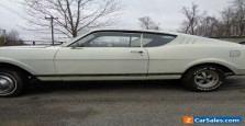 1968 Mercury CYCLONE BARN FIND NO MOTOR NO TRANS