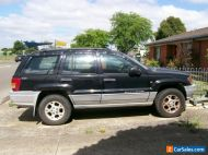 Jeep Grand Cherokee Laredo WJ 2000