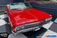 1966 Chevrolet Impala | 2-door Convertible | 454 Big Block | Turbo 400 | Auto