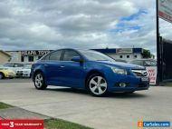 2011 Holden Cruze JG CDX Sedan 4dr Spts Auto 6sp 1.8i Blue Automatic A Sedan