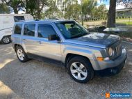 Jeep Patriot 4WD 2014