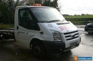 2006 FORD TRANSIT  RECOVERY TRUCK 2.4 TURBO DIESEL NO VAT NO RESERVE