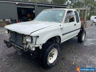 Toyota Hilux LN111R 3L Manual 4x4 Extra cab **NO RESERVE**