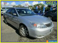2004 Toyota Camry MCV36R Altise Silver Manual 5sp M Sedan