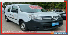 2013 Renault Kangoo X61 1.6 White Automatic 4sp A Van