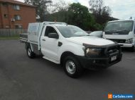 2016 Ford Ranger PX MkII MY17 XL 3.2 Plus (4x4) White Automatic 6sp A
