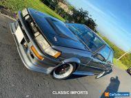 *1987 D-Reg Toyota Corolla LEVIN GT *TURBO AE86 Twincam 16V *JAP Import MODIFIED
