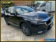 2019 Mazda CX-5 MY19 (KF Series 2) GT (4x4) Black Automatic 6sp A Wagon