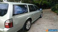 Ford falcon ba wagon 2003