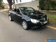 2008 Volkswagen Eos convertible. Auto. Full leather. Stunning car 12 months rego