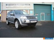 Land rover Freelander Diesel photo 4