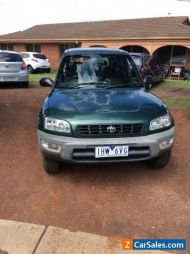 Toyota RAV4 1997 5 sp man 5 seater 4x4 6 months rego must look no res