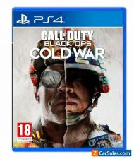 Call of Duty: Black Ops Cold War (PS4) Brand New & Sealed Free UK P&P