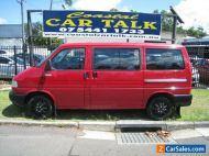 Volkswagen Kombi 70C 9 Seater Red Van 2.5l Front Wheel Drive Roadworthy