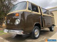 Vw kombi microbus V6 registered conversion