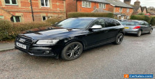 Audi SQ5 black 66 plate