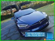 2016 Tesla Model X SUV P100D 90D 100D S BMW i8 Audi e-tron Q8 Mercedes G550 G63 AMG
