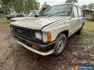 Toyota Hilux 1986 LN56R 2L Manual **NO RESERVE**