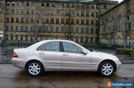 2003 MERCEDES BENZ C CLASS C270 CDI ELEGANCE SE AUTOMATIC SALOON 2 KEYS F/S/H