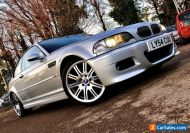 """54 BMW M3 COUPE 3.2 SMG AUTO, SAT NAV, LED LIGHTS, 19"""" ALLOYS,LEATHER, CLIMATE,"""