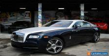 2014 Rolls-Royce Wraith 2dr Coupe