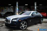 2014 Rolls-Royce Wraith 2dr Coupe