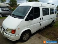 Transit 1998 Campervan V6 3.8 Automatic Fully Engineered in NSW Call O45O199OO9
