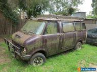 1976 Bedford Van, Ex Aus Post With Camper top Rebuilt engine