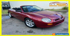 1997 MG F Roadster 2dr Man 5sp 1.8i [Feb] Red Manual M Roadster