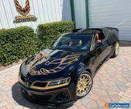 2017 Pontiac Trans Am