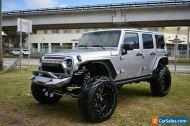 2016 Jeep Wrangler 4x4 Sahara 4dr SUV