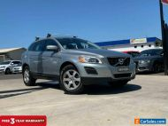 2012 Volvo XC60 T5 Teknik Wagon 5dr PwrShift 6sp 2.0T [MY12] Silver Automatic A